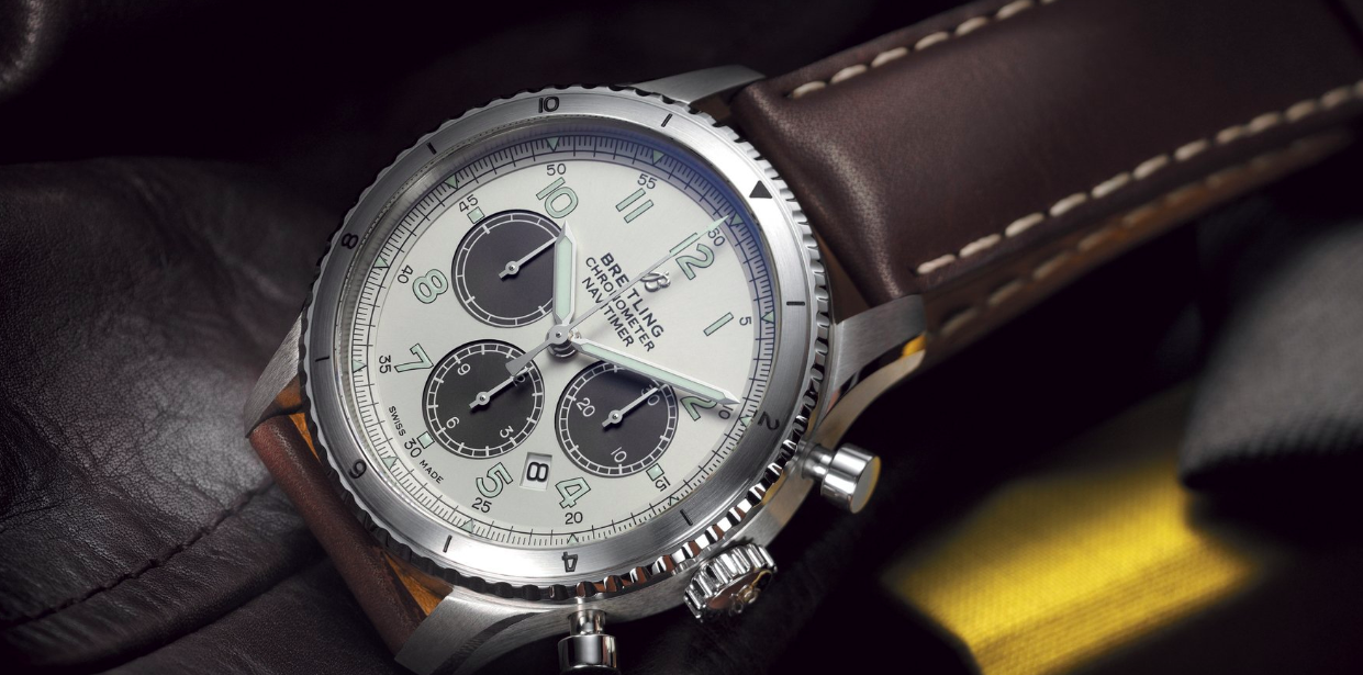 Limited Edition Navitimer Aviator 8