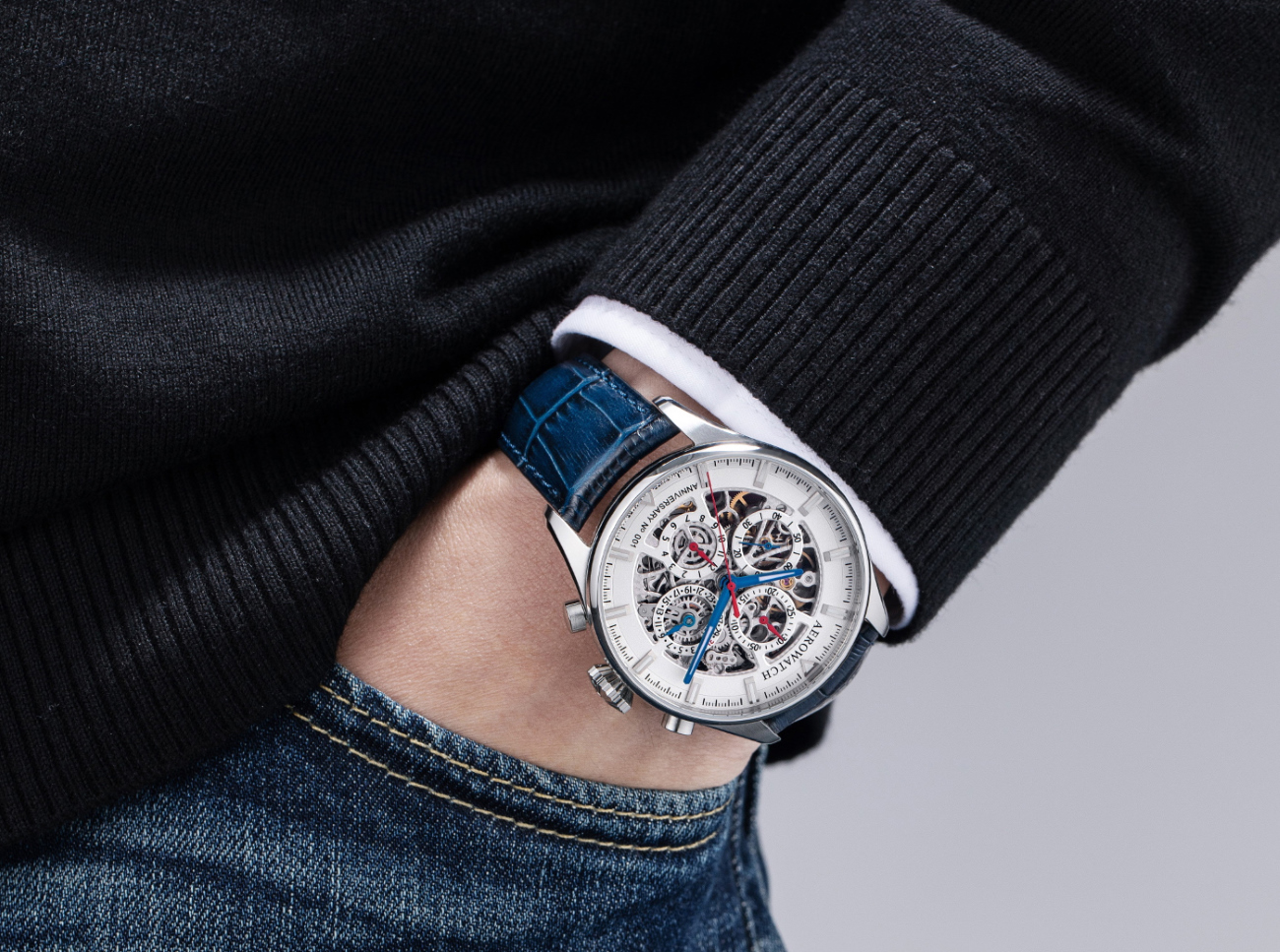 Aerowatch celebrates 110 years in style