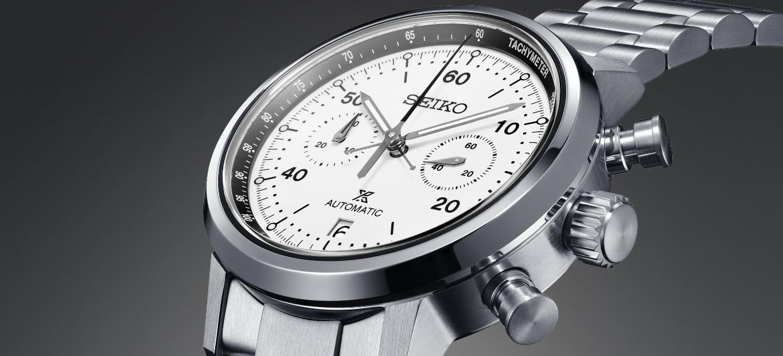 Seiko unveils new Speedtimer timepieces