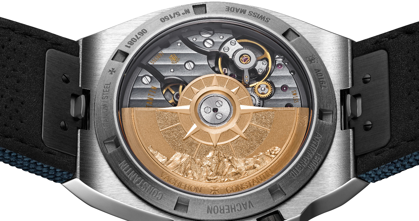 """Presenting the Vacheron Constantin Overseas Limited Editions """"Everest"""""""