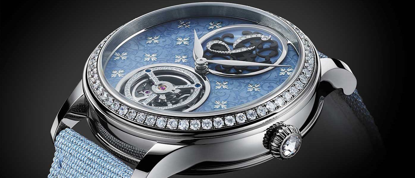 LADIES' COMPLICATION WATCH PRIZE