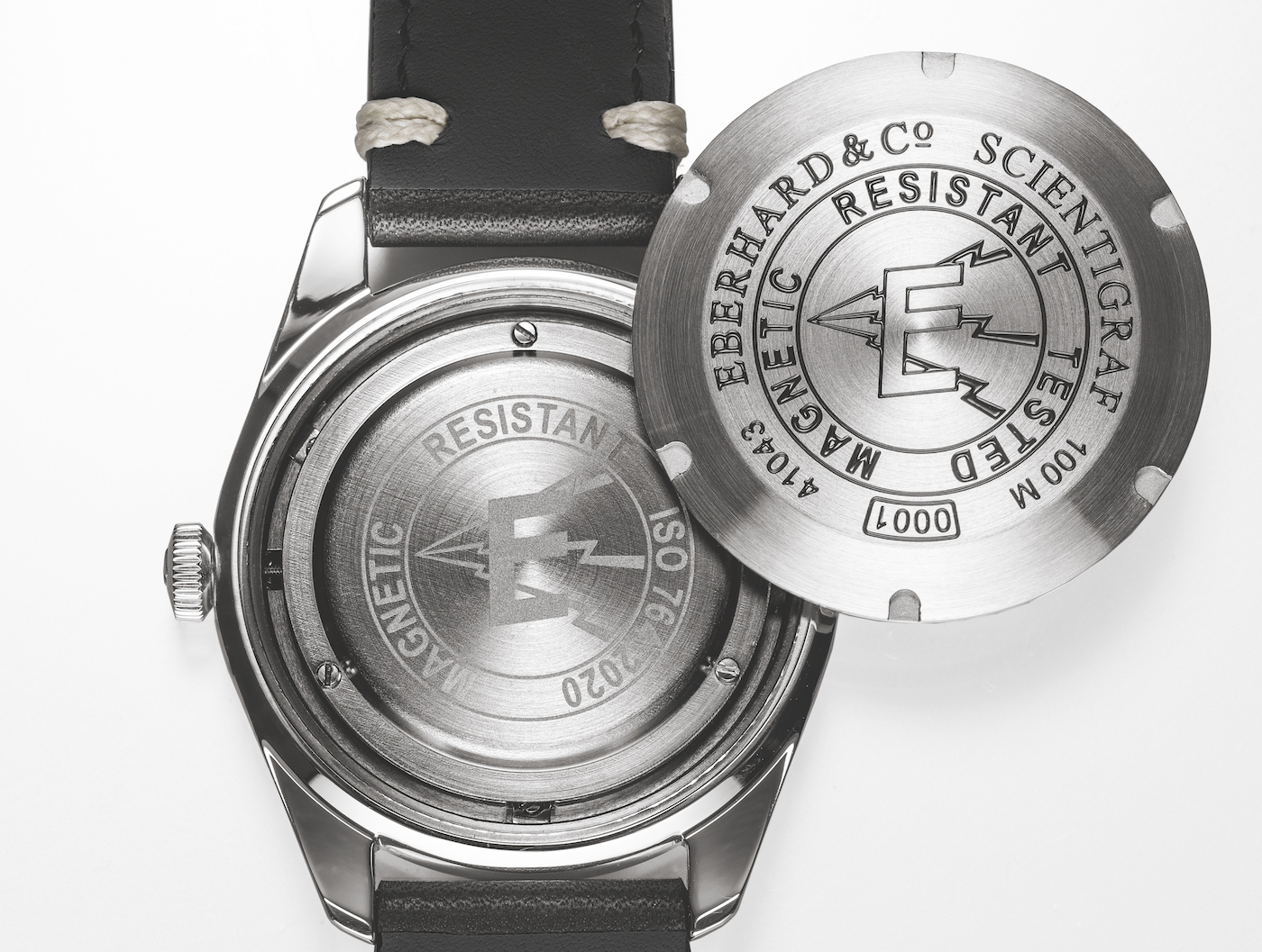 Eberhard & Co.: the rebirth of the Scientigraf from 1961