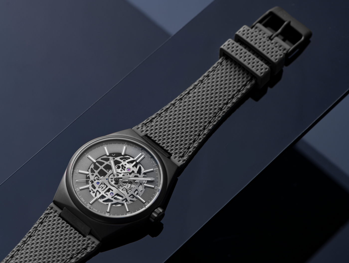 Presenting the Frederique Constant Highlife Automatic Skeleton
