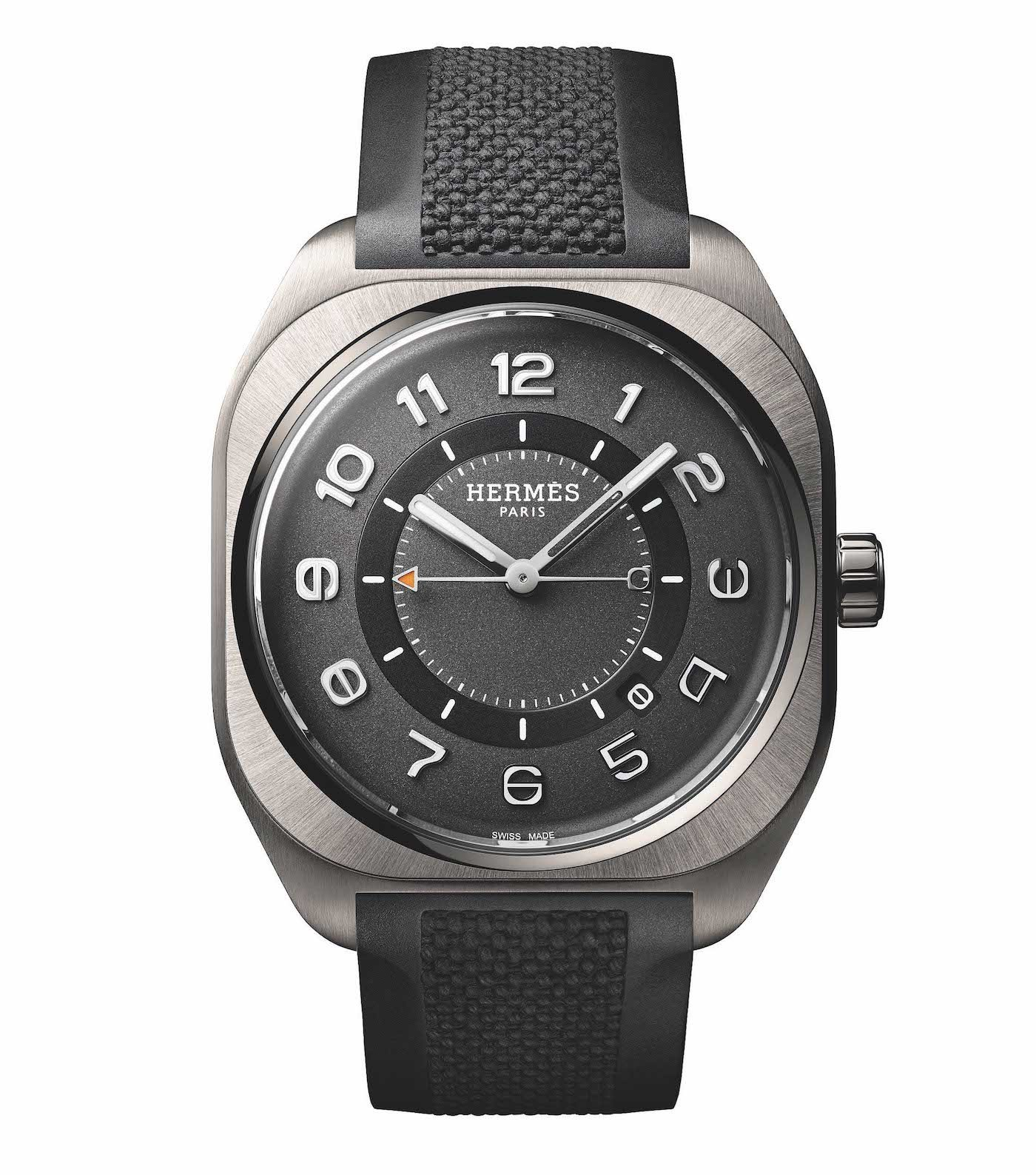 An introduction to the Hermès H08 watch