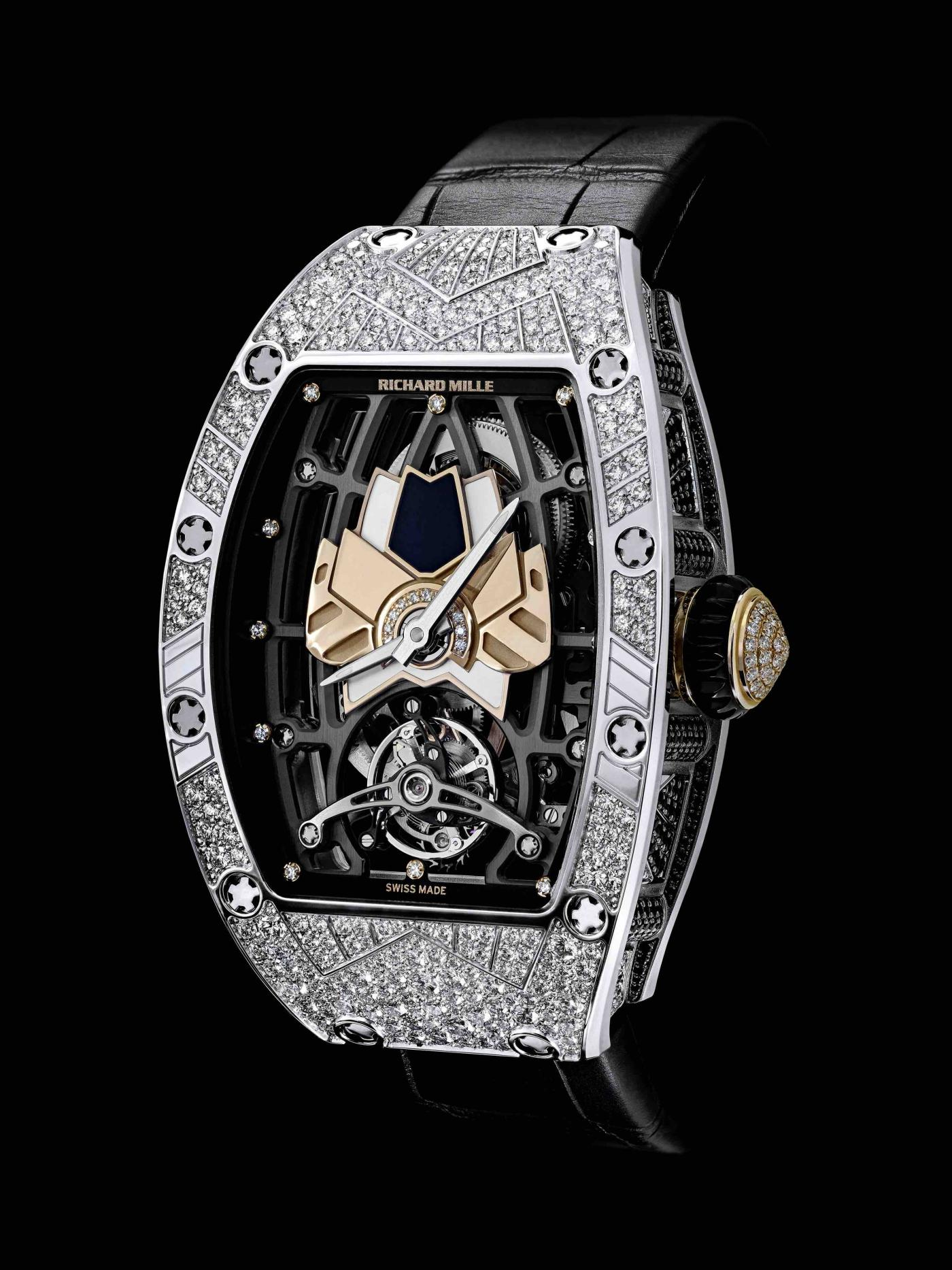 RM 71-01 Tourbillon Talisman by Richard Mille