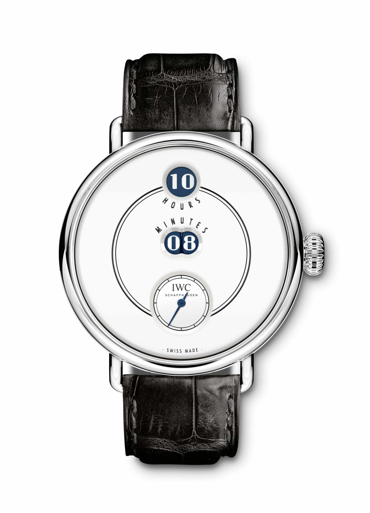 "Tribute to Pallweber Edition ""150 Years"" by IWC"