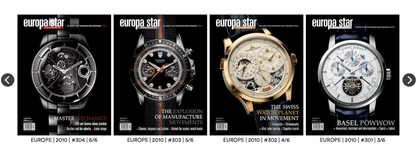 Subscribe to Europa Star