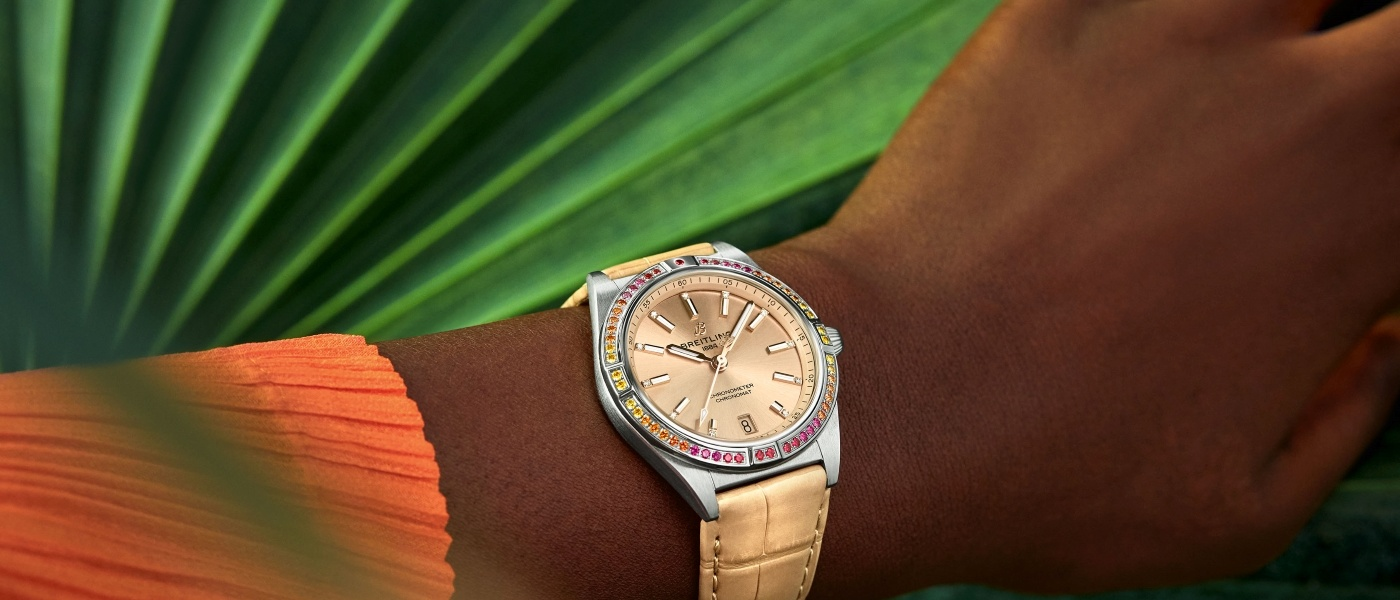Presenting Breitling's Chronomat South Sea Capsule Collection
