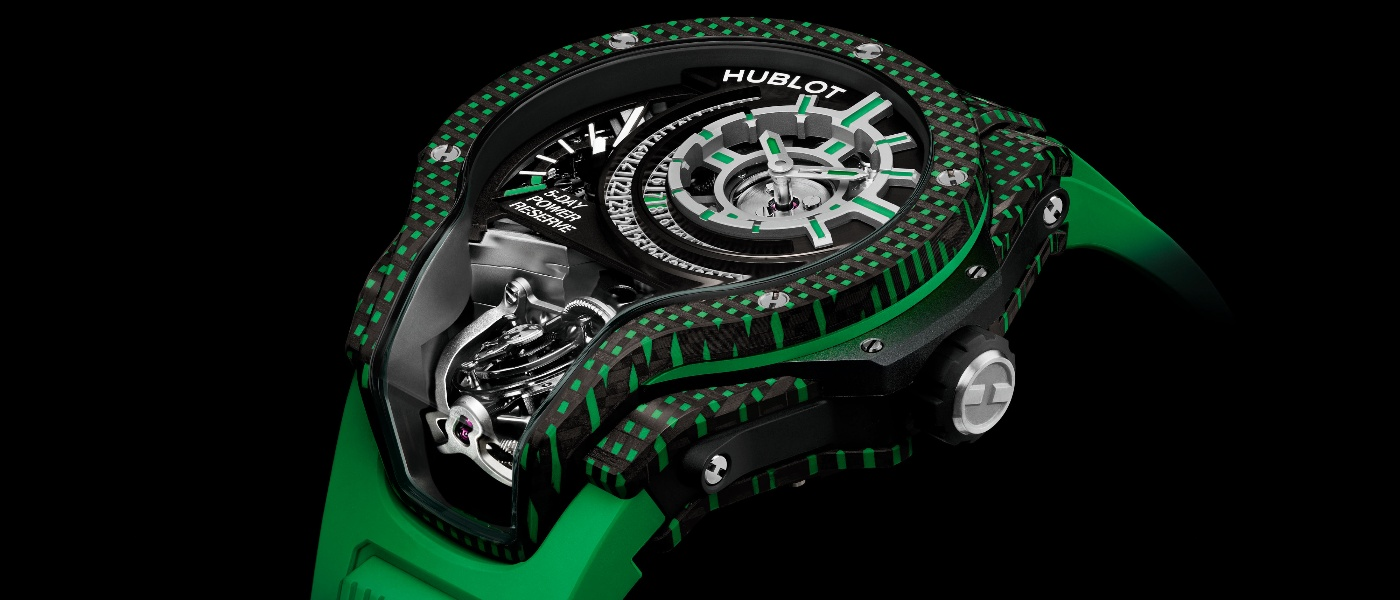 Even for Hublot, these new models are extreme