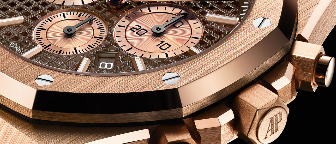 A brief history of Audemars Piguet chronographs