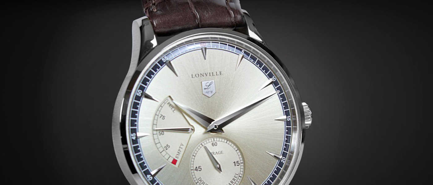 (Re)Introducing Lonville Watch Company