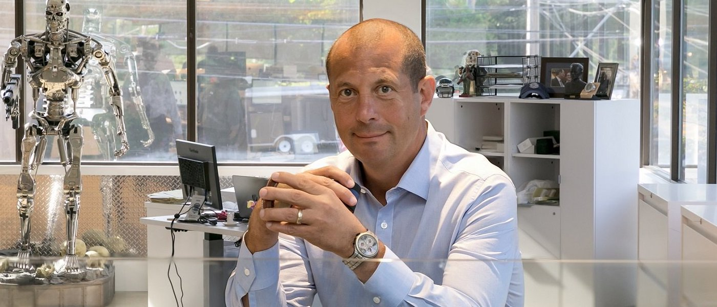 """The clients' desire for pre-owned timepieces"", Danny Govberg"