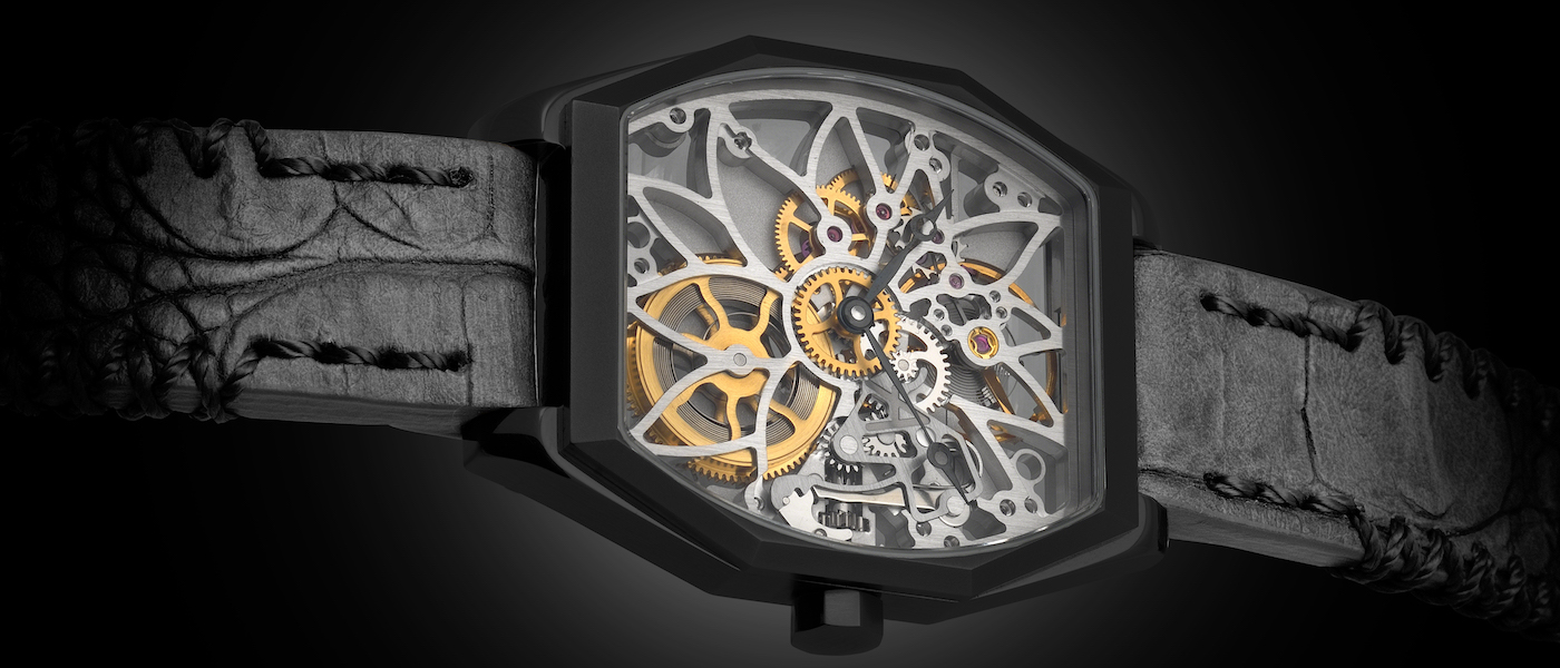 Introducing the ArtyA Son of Gears Edelweiss Black Edition