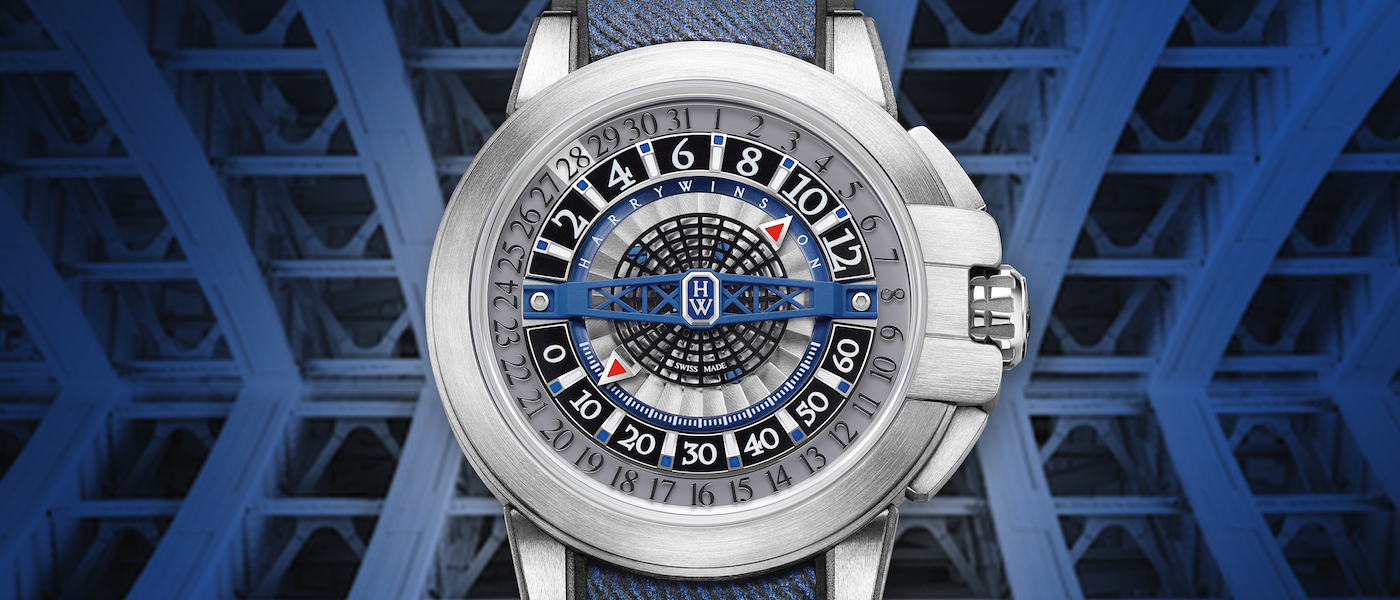 A closer look at the Harry Winston Project Z12