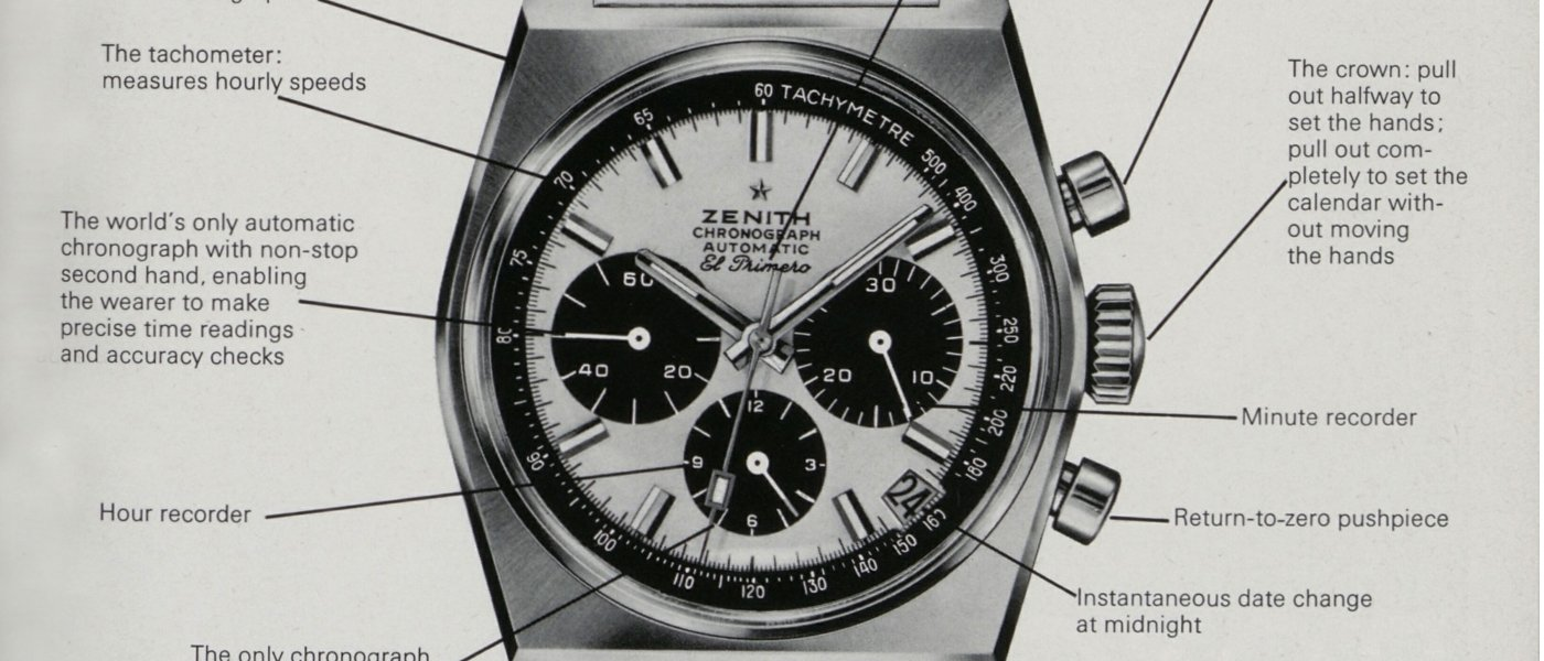 The watchmaker who saved Zenith from oblivion