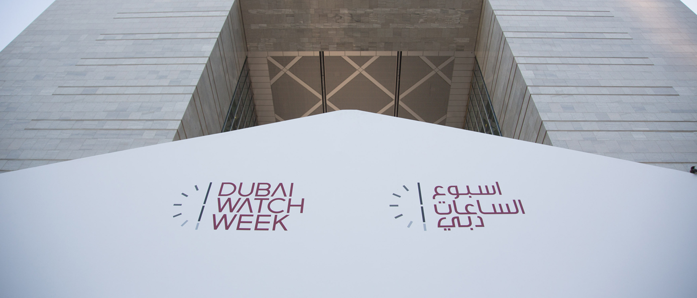 Dubai Watch Week: the show inspiring other shows