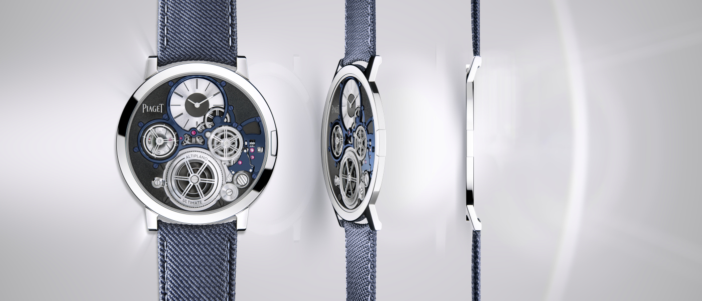 """Piaget wins the GPHG """"Aiguille d'Or"""" for the Altiplano Ultimate Concept watch"""