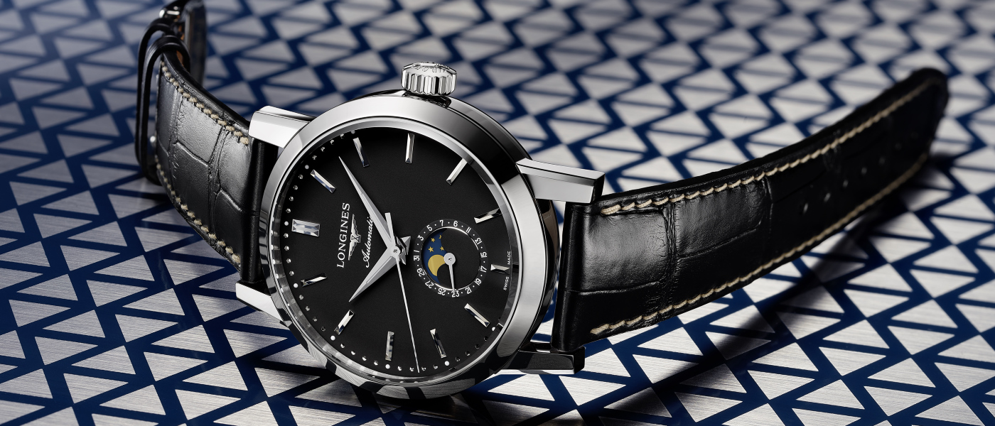 New models in the Longines 1832 collection