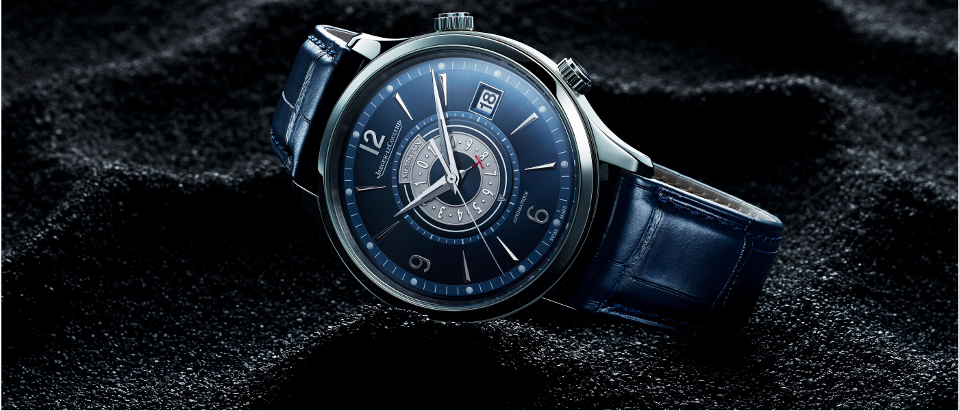 Jaeger-LeCoultre introduces two new Memovox models