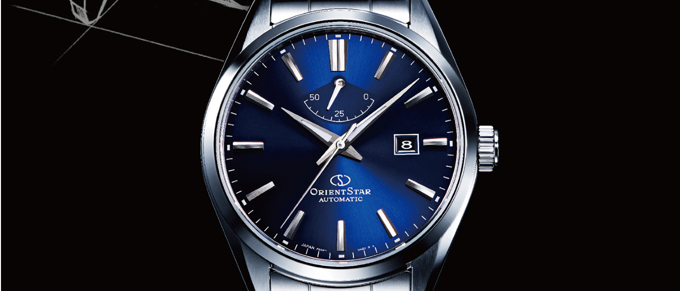 Orient Star Basic Date