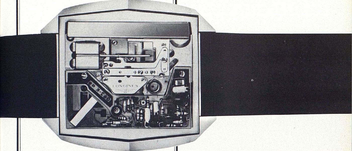 "Longines: the forgotten ""first commercial quartz crystal watch"""