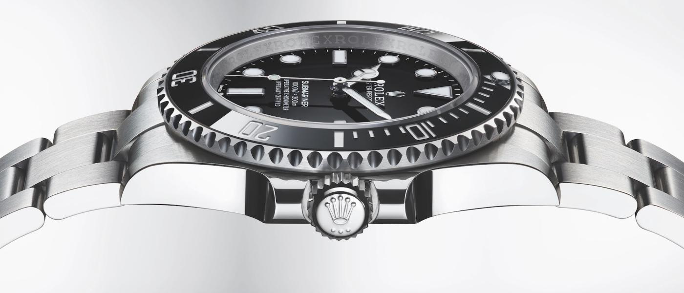 The fully redesigned Rolex Submariner Collection