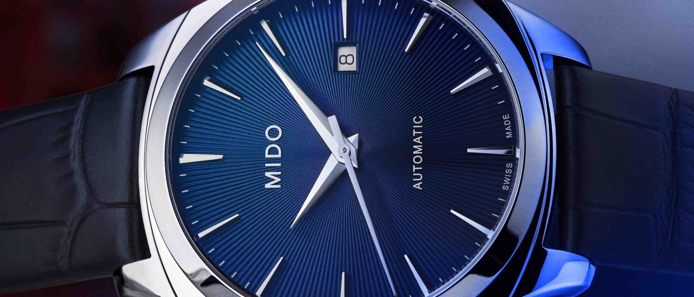 Mido: a set of new Belluna Royal timepieces