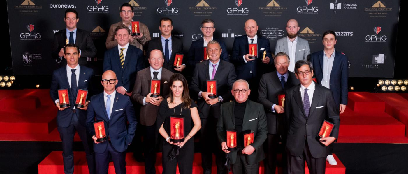 GPHG 2020: the award-winning timepieces and people