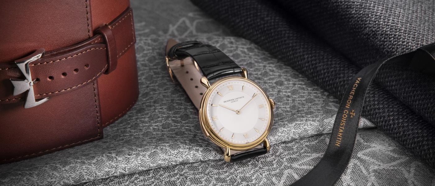 "Vacheron Constantin: an introduction to ""Les Collectionneurs"""
