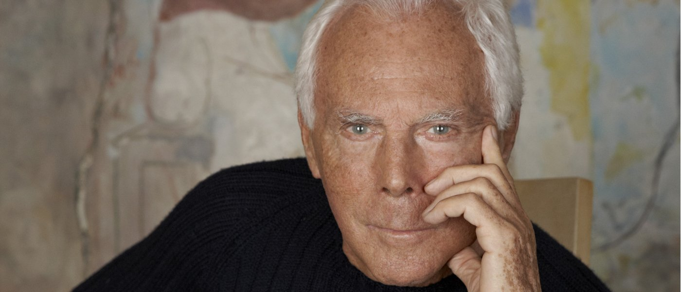 Giorgio Armani and Parmigiani Fleurier join forces