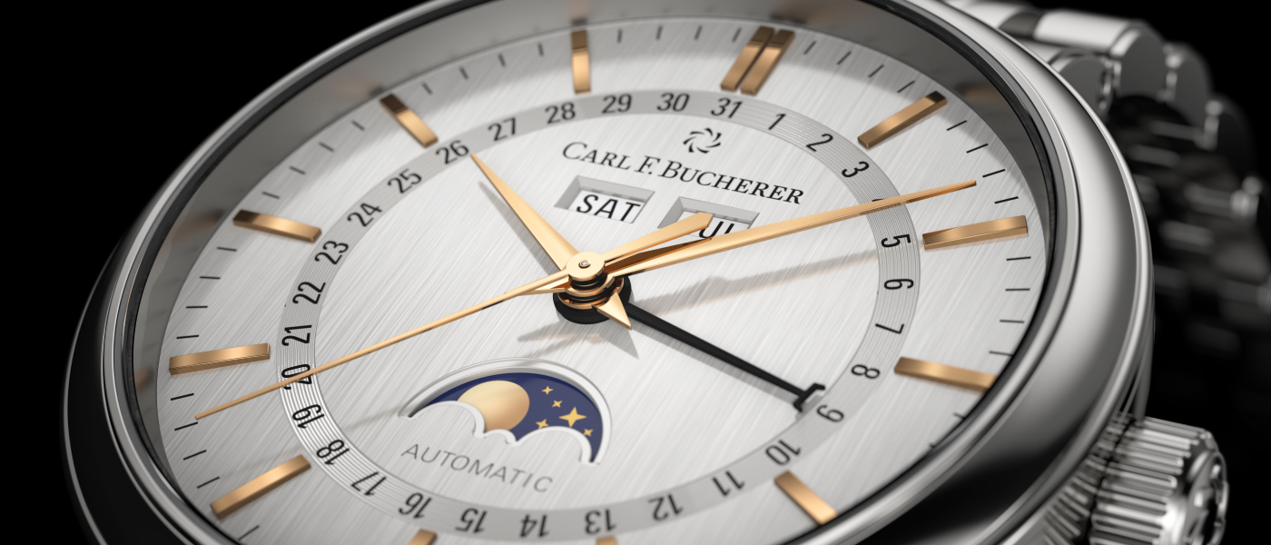 Carl F. Bucherer launches the new Adamavi FullCalendar