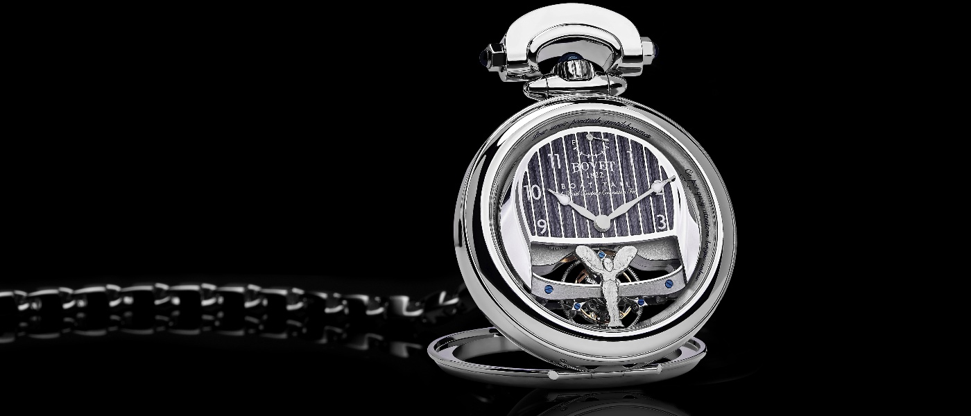 Bovet presents a bespoke project with Rolls-Royce