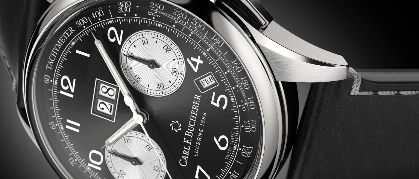 Carl F. Bucherer: a new version of the Heritage BiCompax Annual