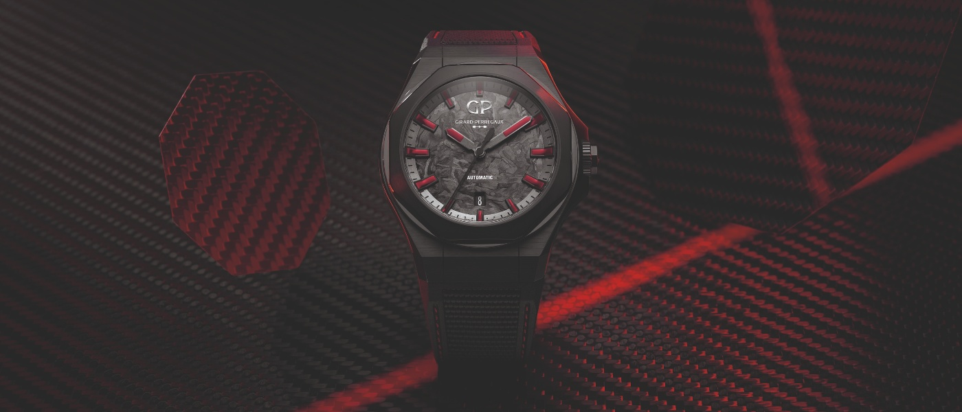 Introducing the Girard-Perregaux Laureato Absolute Infrared