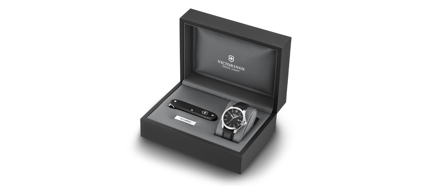 New models in Victorinox's Alliance collection