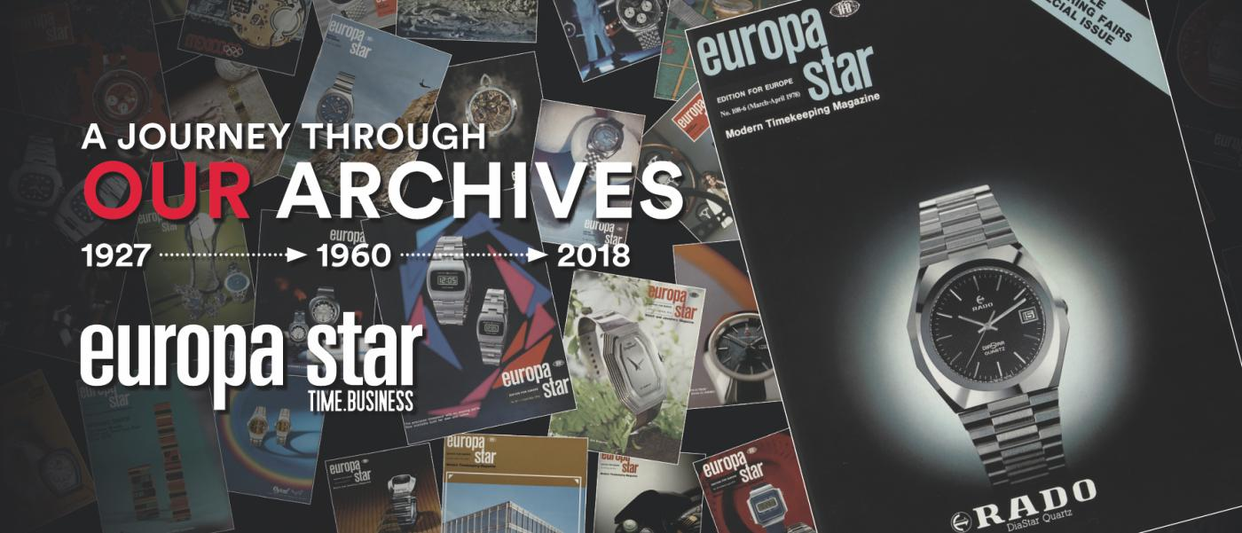 Over 90 years of Europa Star archives