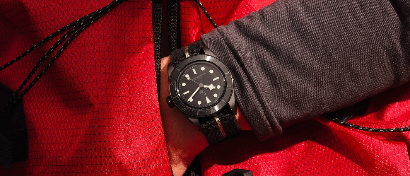 Tudor: an introduction to the new Black Bay Ceramic