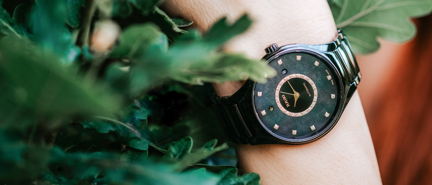Rado presents new nature-inspired timepieces
