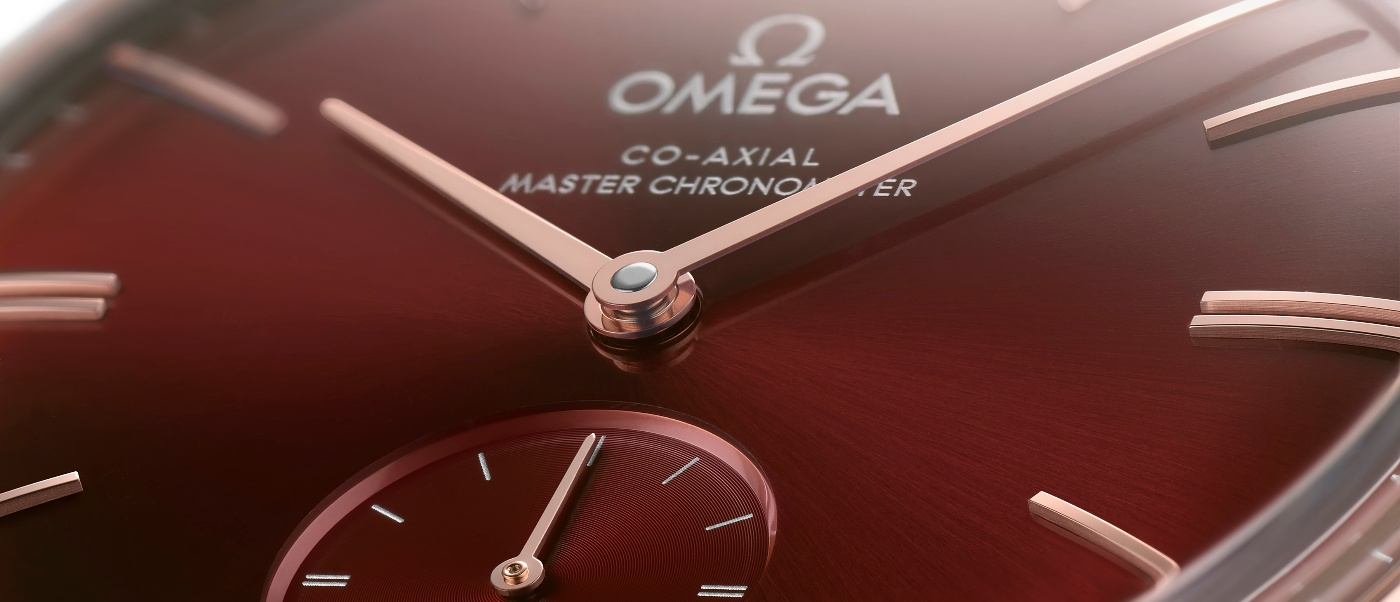 New models in Omega's De Ville collection