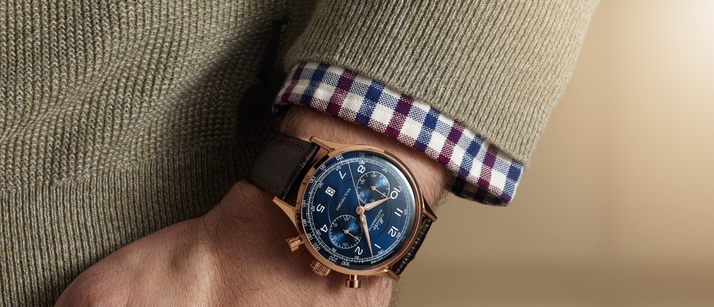 Presenting the Mido Multifort Patrimony Chronograph