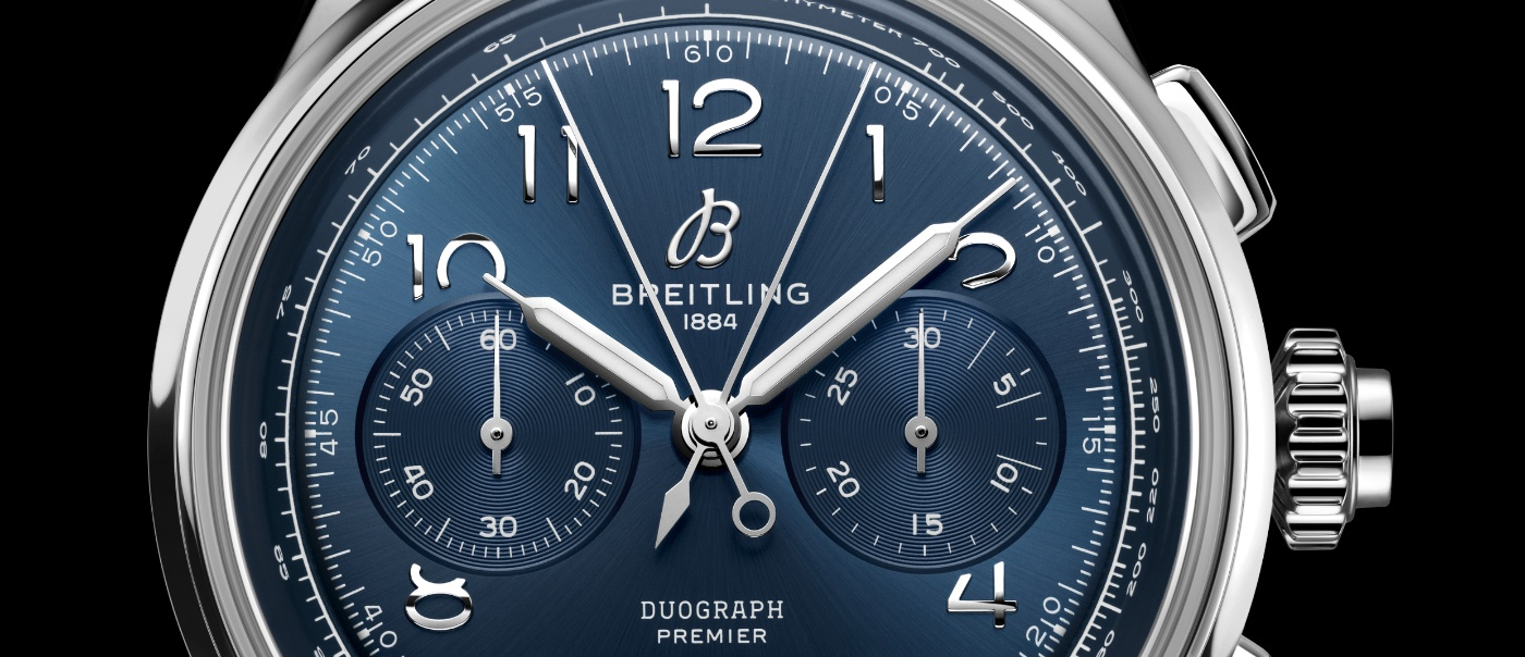 Breitling's Premier Heritage: back to the origins