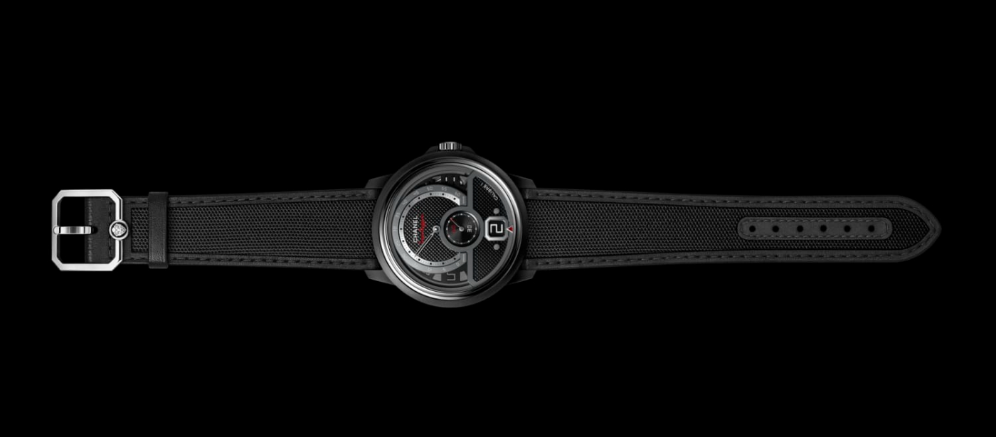 Chanel: introducing the new Monsieur Superleggera