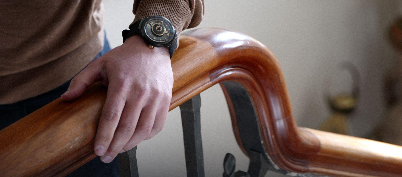 Fabergé unveils the Visionnaire DTZ Dynamist