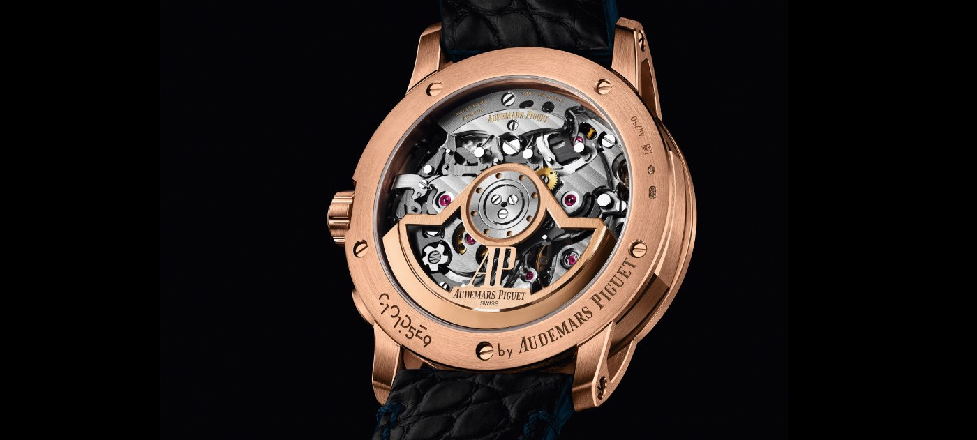 Audemars Piguet: new references for the Code 11.59