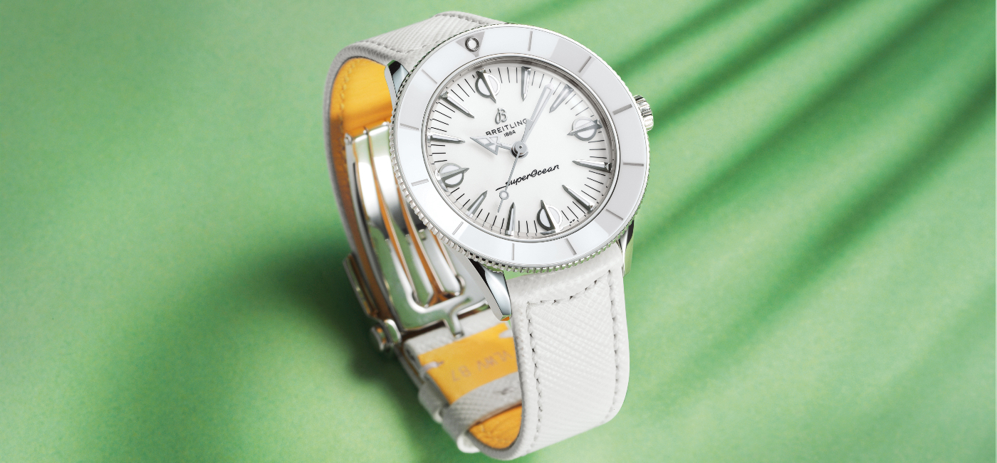 """Introducing Breitling's new """"Paradise Capsule"""" collection"""