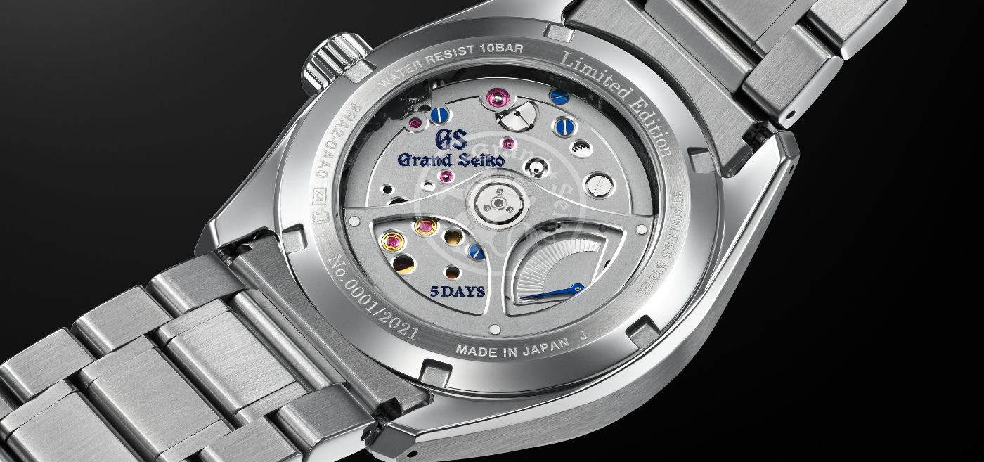 "Grand Seiko explores the ""Nature of Time"""