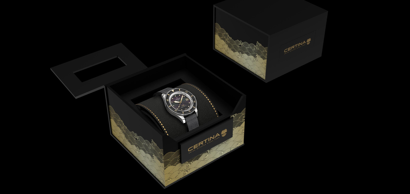 Certina: a new timepiece born from collective intelligence