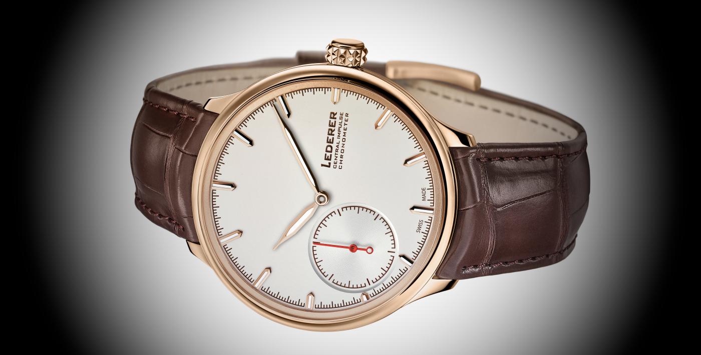 Bernhard Lederer's Central Impulse Chronometer