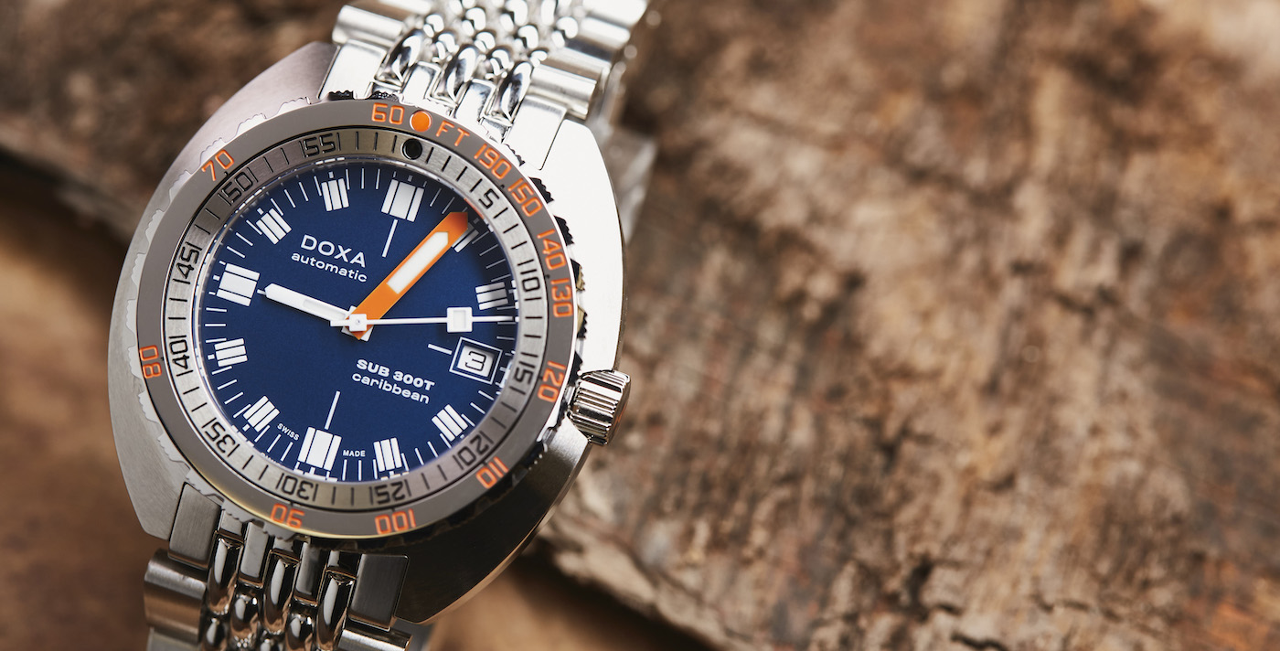 An introduction to Doxa's SUB 300T Conquistador