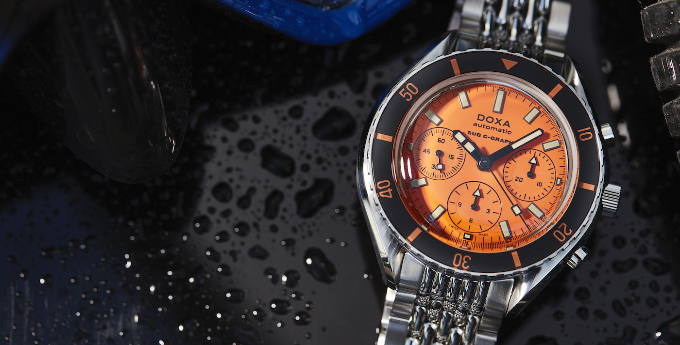 Doxa: the SUB 200 C-GRAPH plays with colours